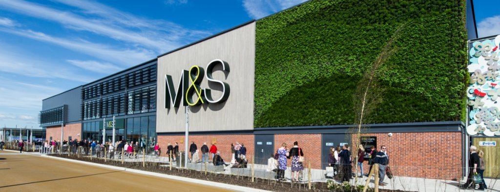 M&S demand side response power responsive